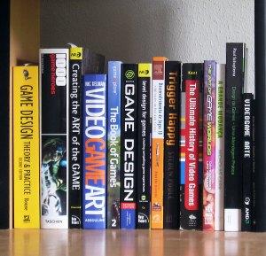 Livros sobre gamedev